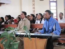 Gottesdienst in Fianarontsoa